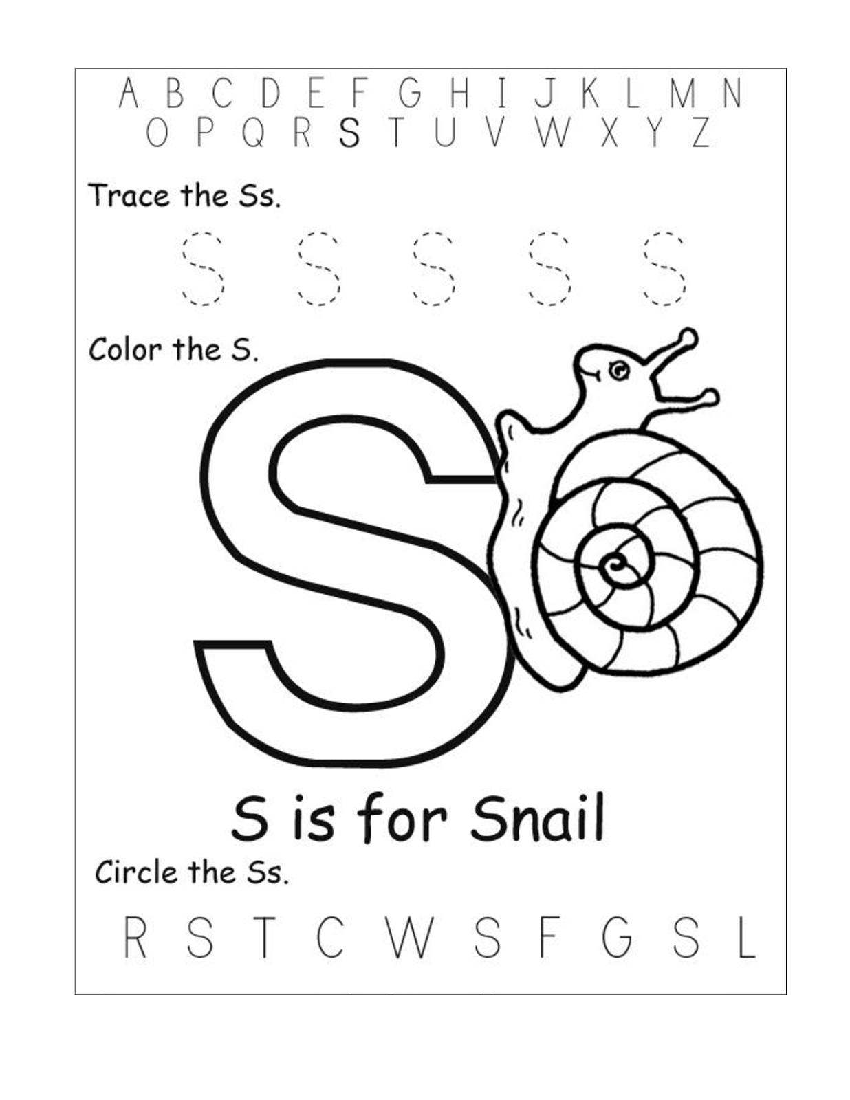 Pre K Drawing Worksheets at GetDrawings   Free download
