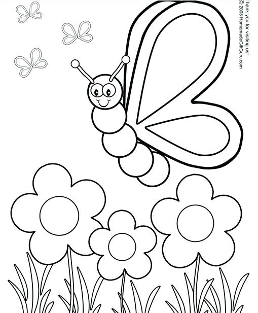 509x617 Coloring Sheets For Pre K Collection