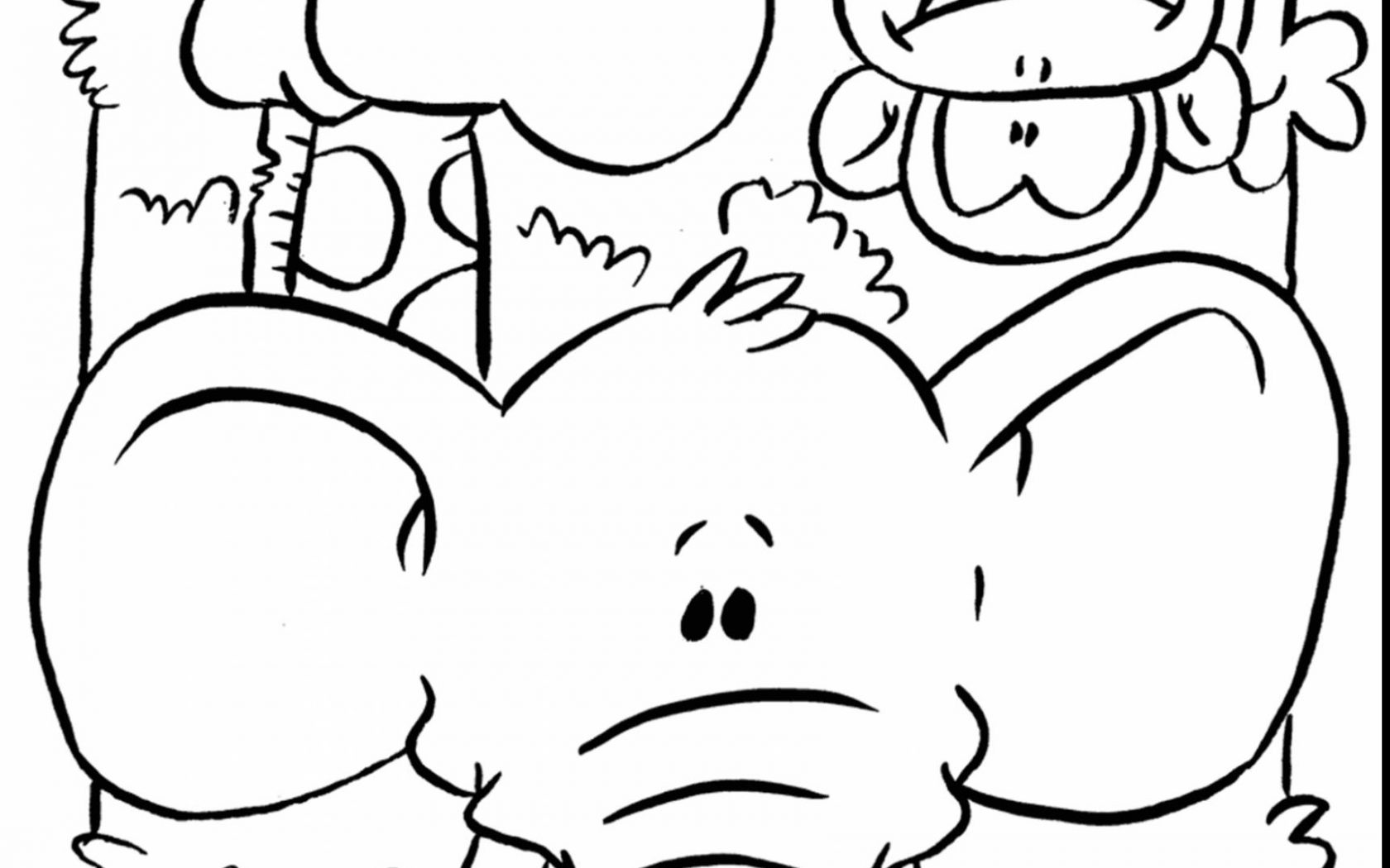 1680x1050 Family Coloring Pages Preschool For Amusing Page Image Colouring