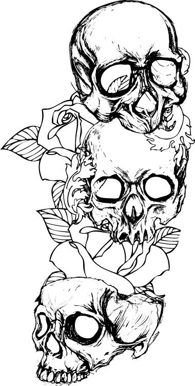 380x752 Preacher Designs Alta Calida Para Dibujar