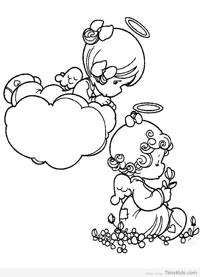 690x952 Moments Angels Coloring Pages.html