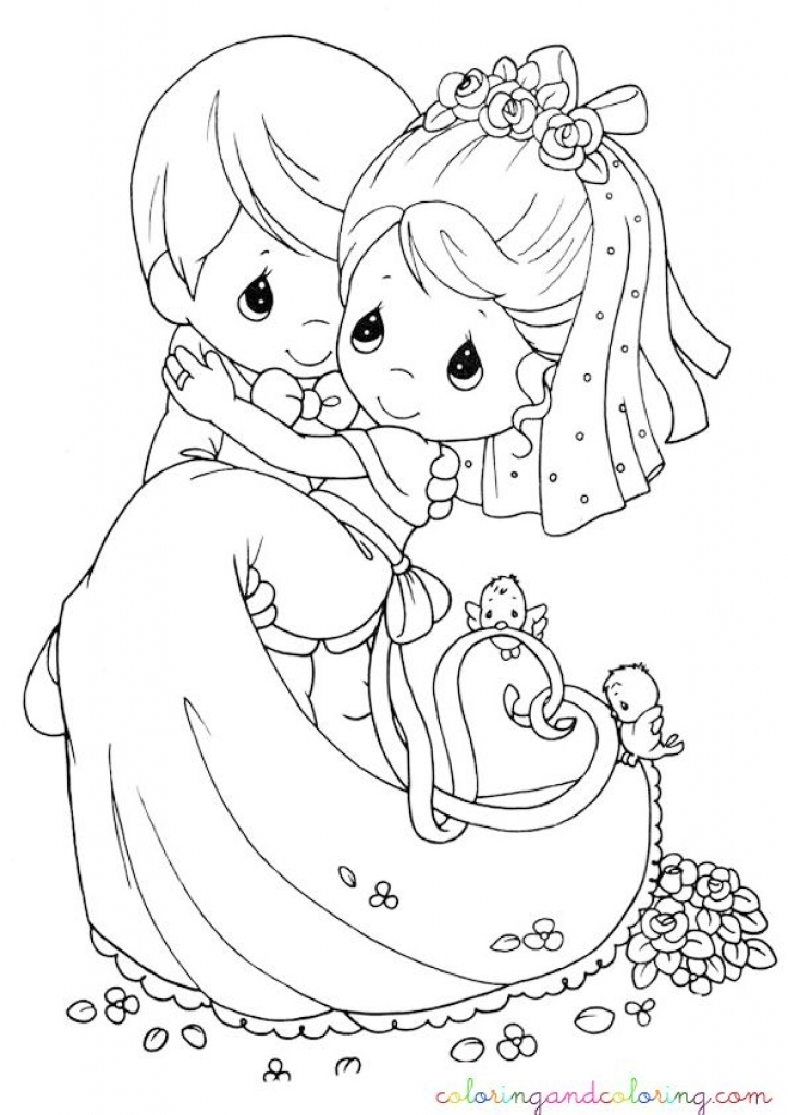 724x1024 77 Best Precious Moments Coloring Pages Images On