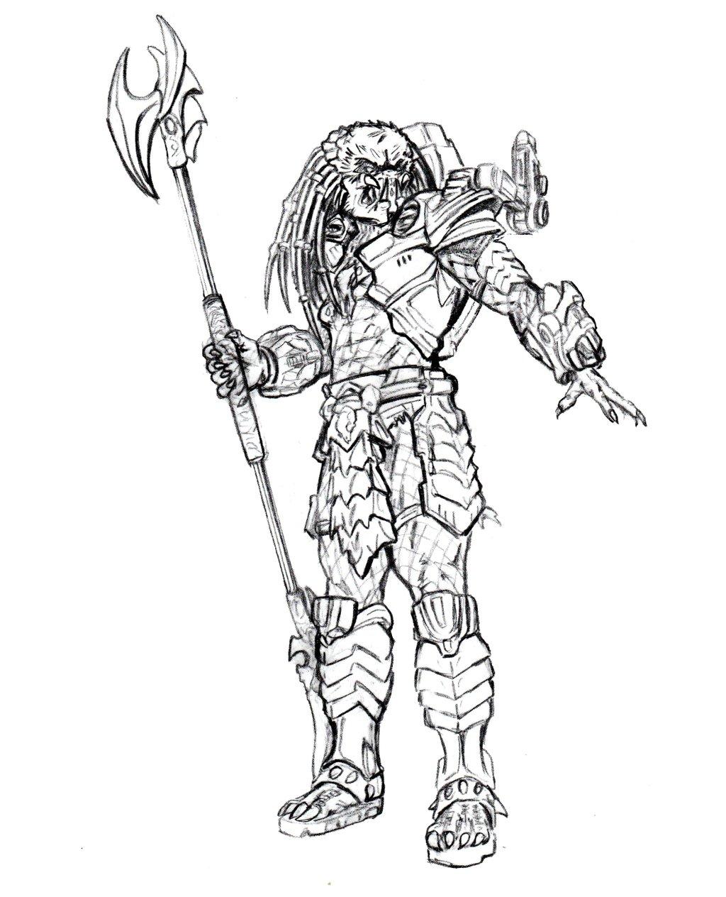 1024x1264 Infinite Earths Neca Shares Clan Leader Predator Card Art