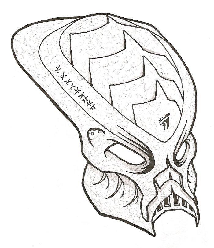 700x811 Predator Bio Helmet 10 By Predatrhuntr