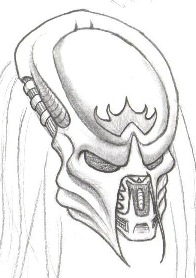 392x554 Predator Bio Helmet 05 By Predatrhuntr