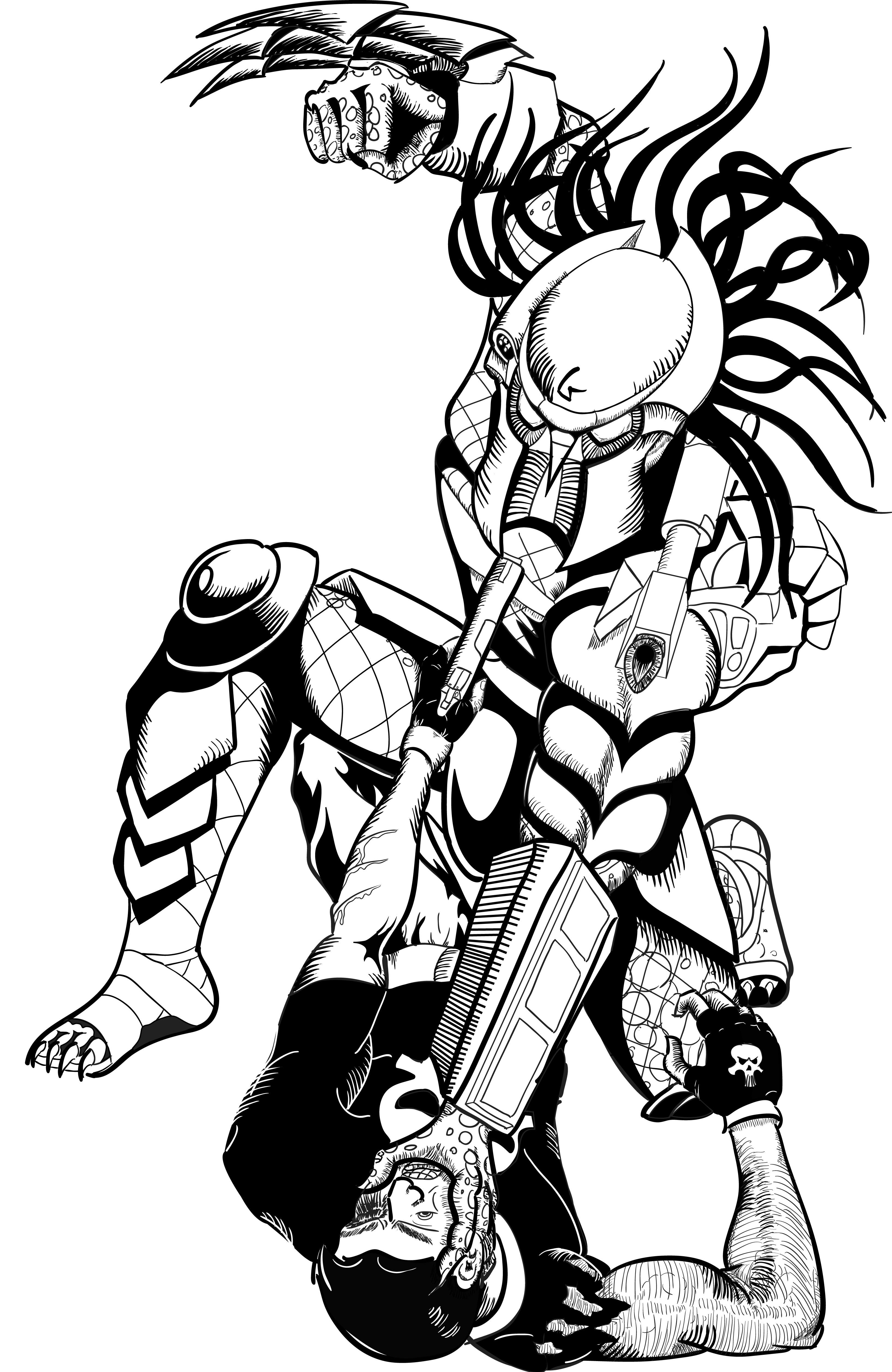 3269x5024 Predator Ink Image