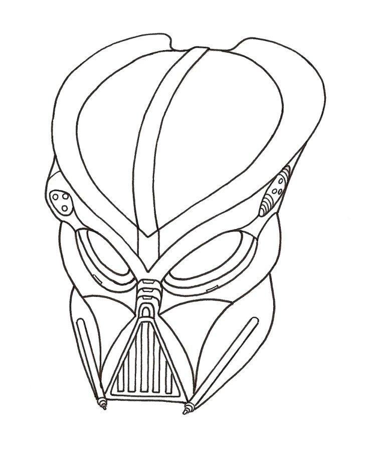 754x931 Darth Vader Bio Helmet By Predatrhuntr