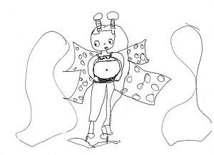 300x218 Pregnancy Drawings