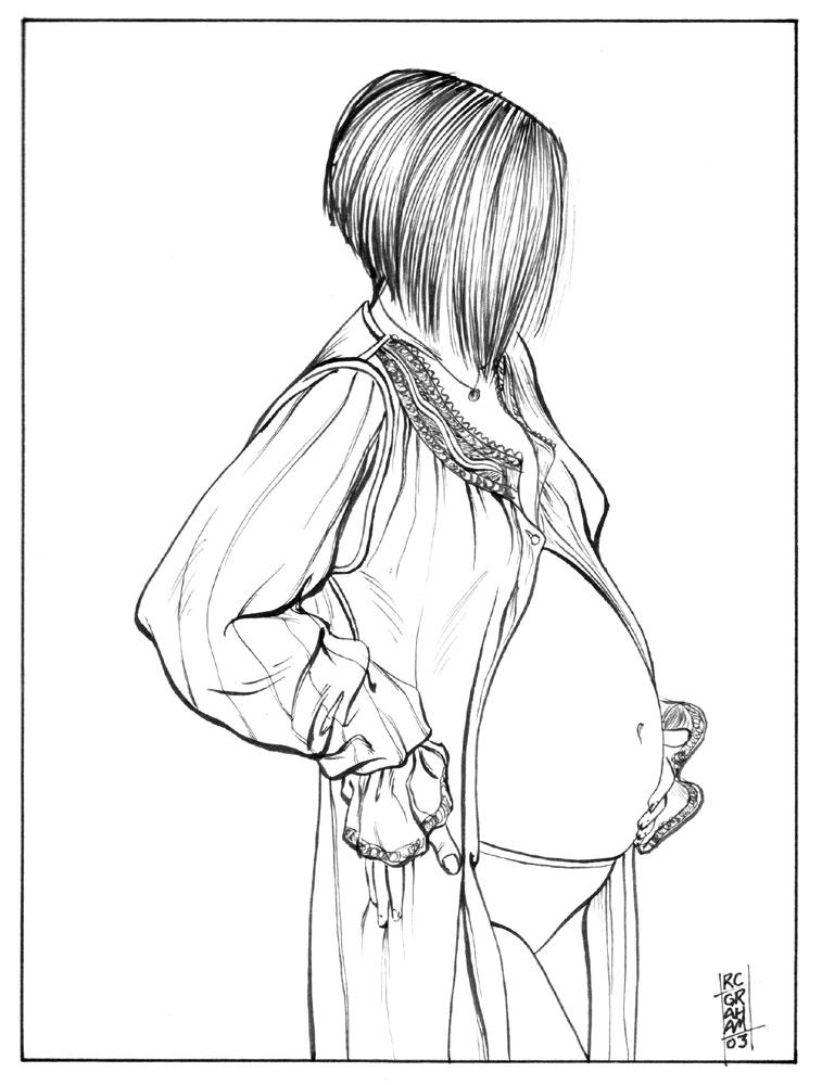 757x1000 Shanijill Pregnancy By Renonevada