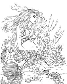 236x295 Drawn Mermaid Pregnancy