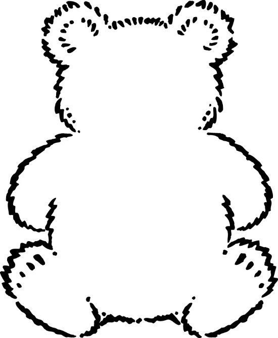 550x670 537 Best Bears Images On Craft Kids, Preschool Ideas