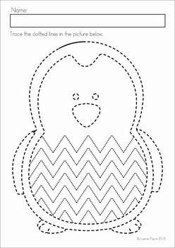 248x350 Winter Preschool No Prep Worksheets Amp Activities Worksheets