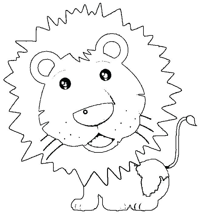 666x716 Preschool Coloring Book Pdf Snapshot Image Of One Page