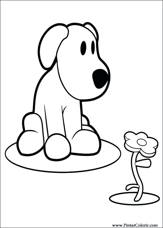 567x794 Delightful Pocoyo Coloring Pages Crayola Photo Crafts