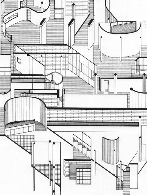 500x665 71 Best Drawing Architecture Images On Architecture