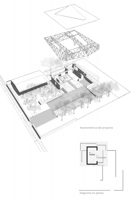 550x856 Architectural Drawings Arch. Architectural Presentation