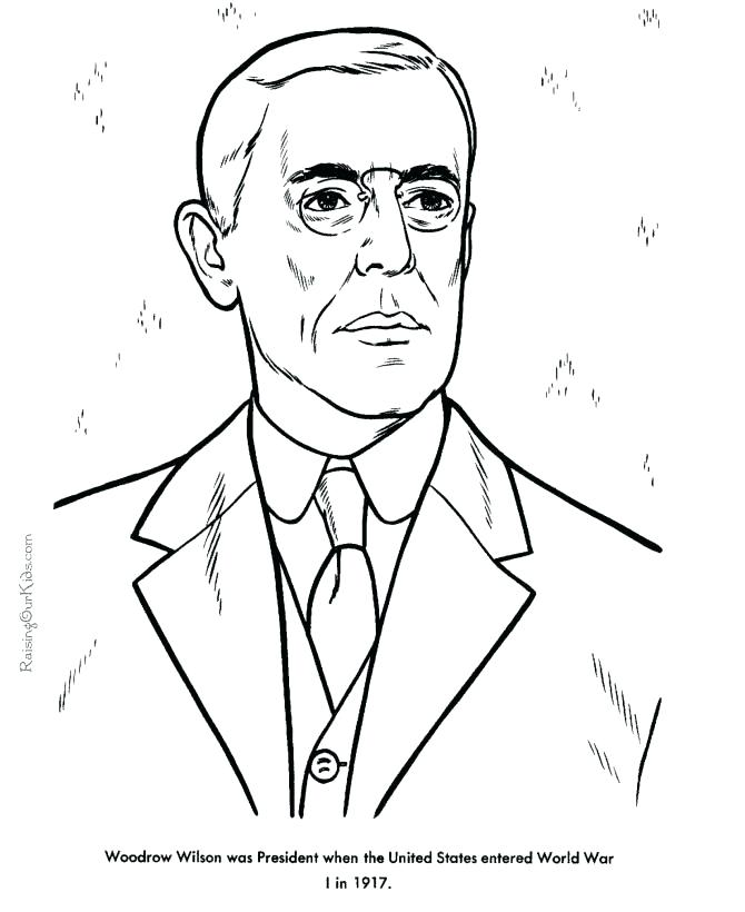670x820 Awesome Barack Obama Coloring Pages Kids Coloring Pages