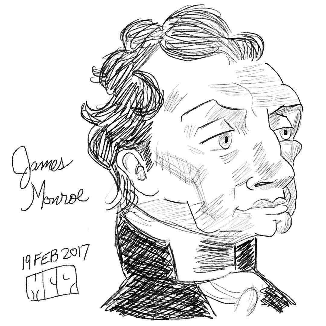 1080x1080 James Monroe