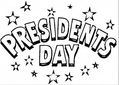 403x289 President's Day Coloring Page Amp Coloring Book