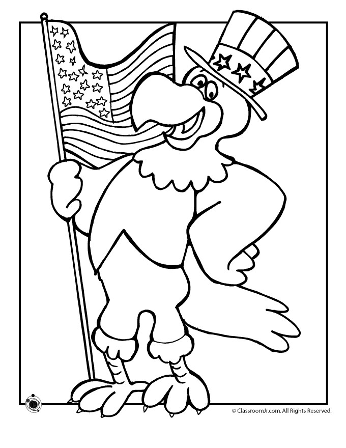 680x880 Presidents Day Coloring Pages Printable