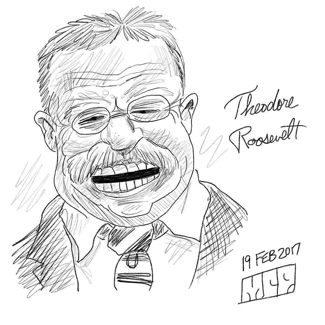 1080x1080 Theodore Roosevelt