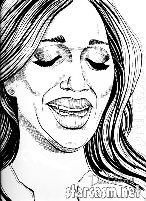 490x675 Exclusive Farrah Abraham Cry Face Drawings From Pretty On
