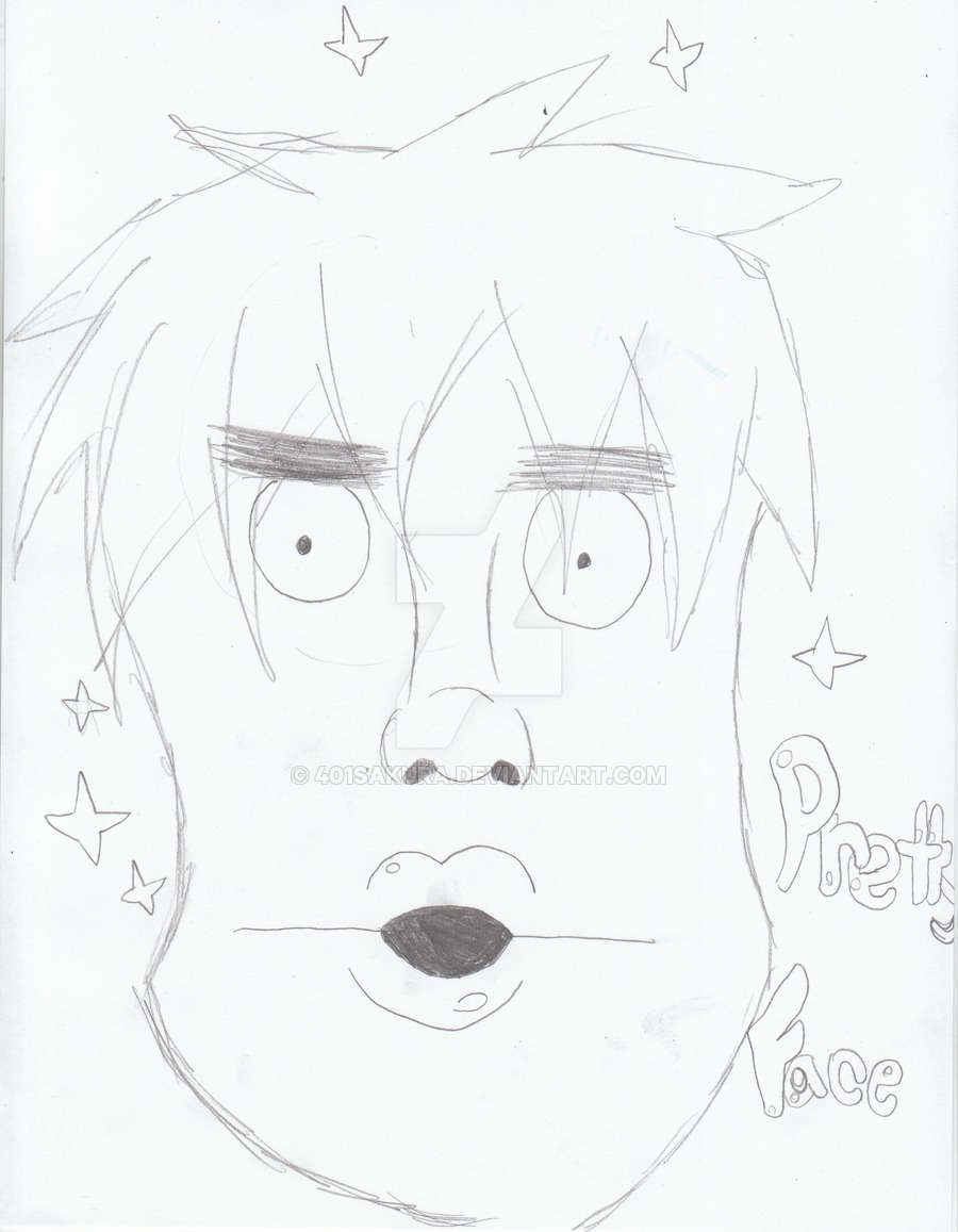 900x1157 Oc Pretty Face D By 401sakura