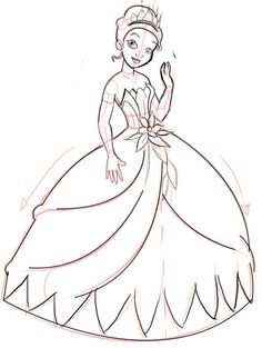 236x313 Today I Will Show You How To Draw Princess Anna (As A Teenager
