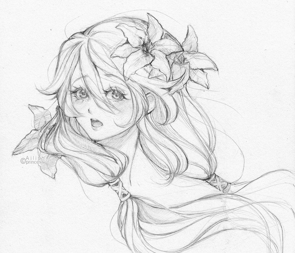 Pretty Princess Drawing At GetDrawings.com | Free For Personal Use Pretty Princess Drawing Of ...