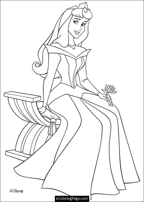 601x842 Diamond Tiara Coloring Pages 9 Doodle Page Pretty Princess L
