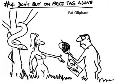 Price Tag Drawing