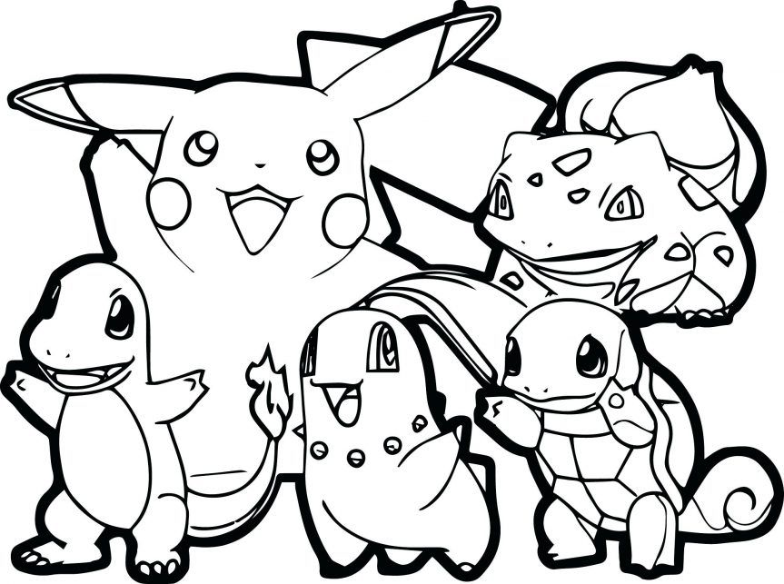 863x643 Evolutions Coloring Pages Inside Pokemon Charizard Legendary Lugia