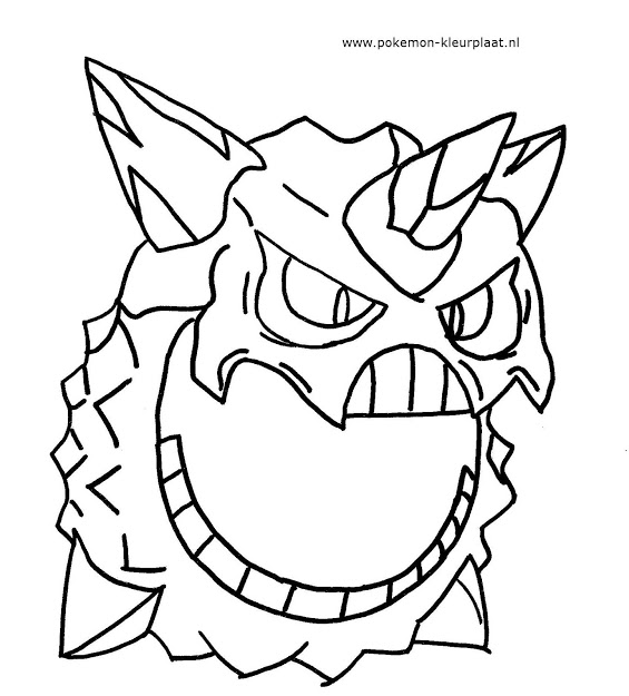 Primal Groudon Drawing At Getdrawings Free Download