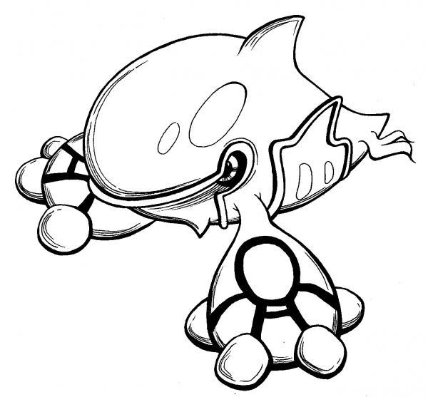 600x557 Kyogre Pokemon Coloring Pages Tags Kyogre Coloring Pages How