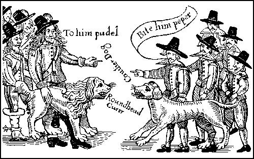 500x314 Military Tactics In The English Civil War
