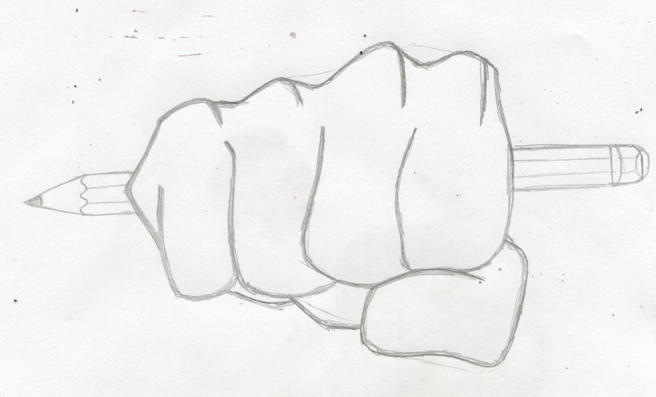 2136x1293 Sketch Of A Fist (Primary Sources) Lewisrogers