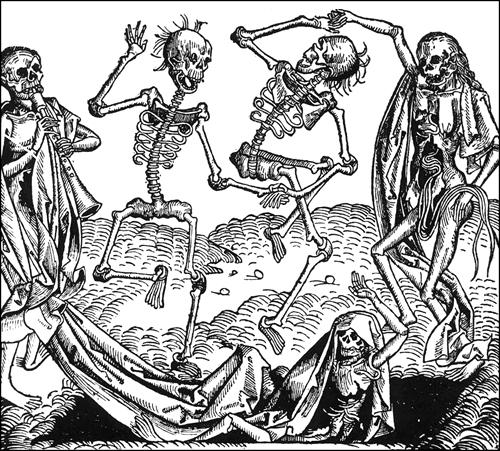 500x451 Contemporary Accounts Of The Black Death (Classroom Activity)