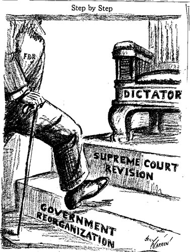 377x500 Fdr's Court Packing Plan Primary Source Amp Image Activity