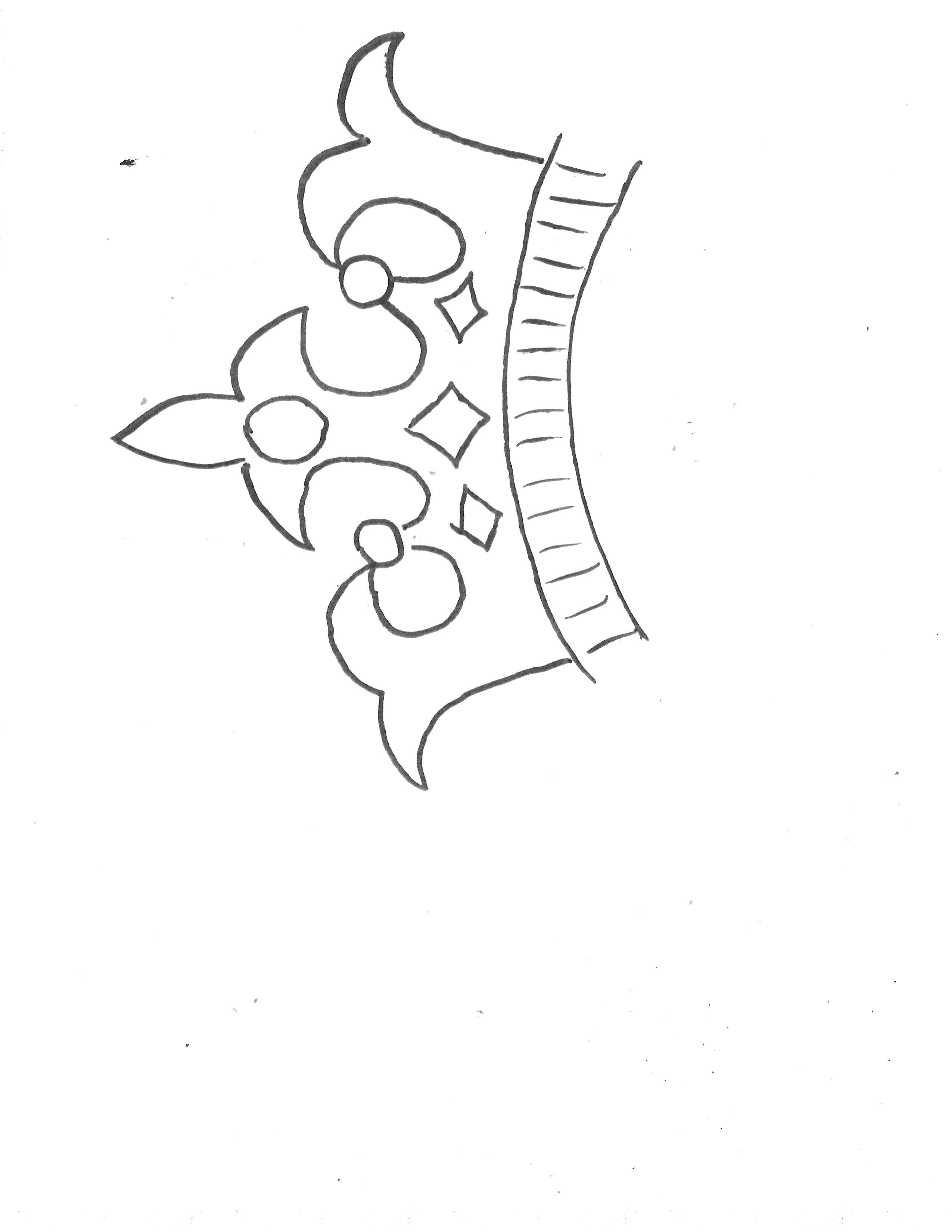 prince crown drawing at getdrawings com free for personal use