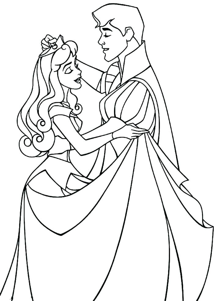 700x983 Prince Eric Coloring Pages Prince Coloring Pages Sleeping Beauty