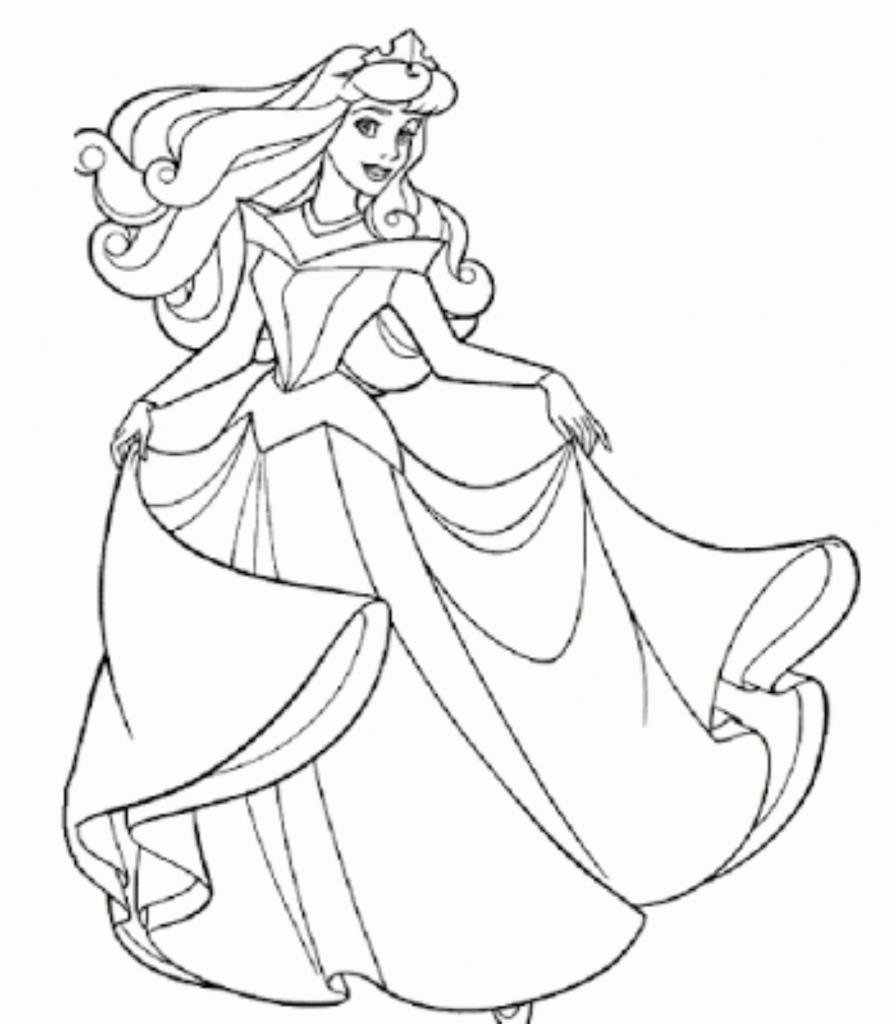 896x1024 Pencil Sketch Of Barbie Princes Coloring Page Excellent Barbie
