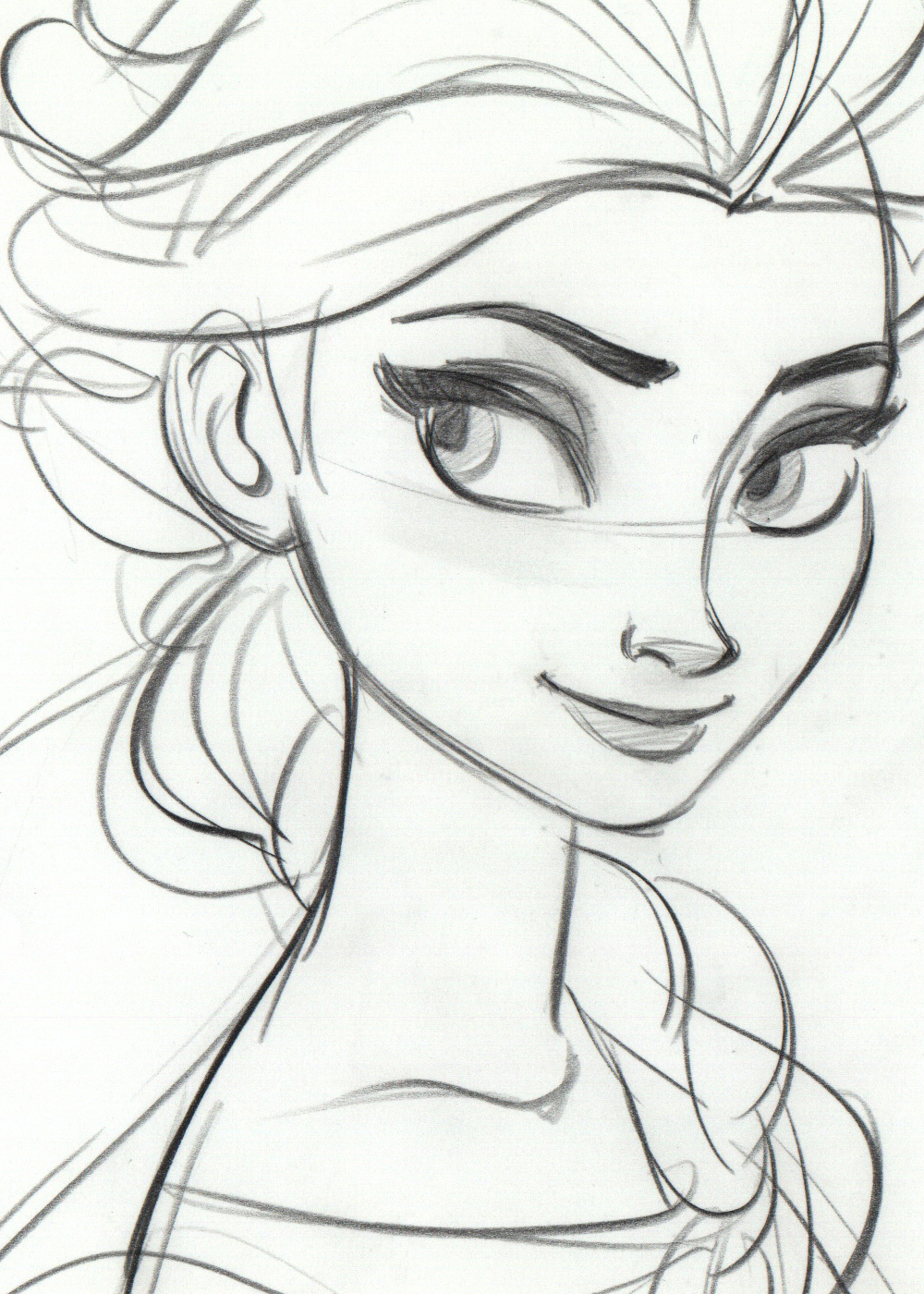 1000x1400 Pin By C Elmer On Disney Animator Drawings, Sketches