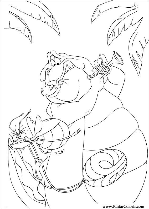 567x794 Drawings To Paint Amp Colour Princess Frog