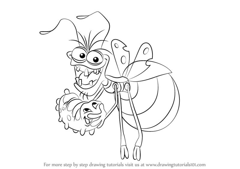 800x566 Learn How To Draw Ray From The Princess And The Frog (The Princess