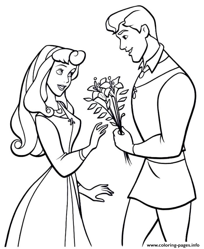 Princess And Prince Drawing at GetDrawings.com | Free for personal ...