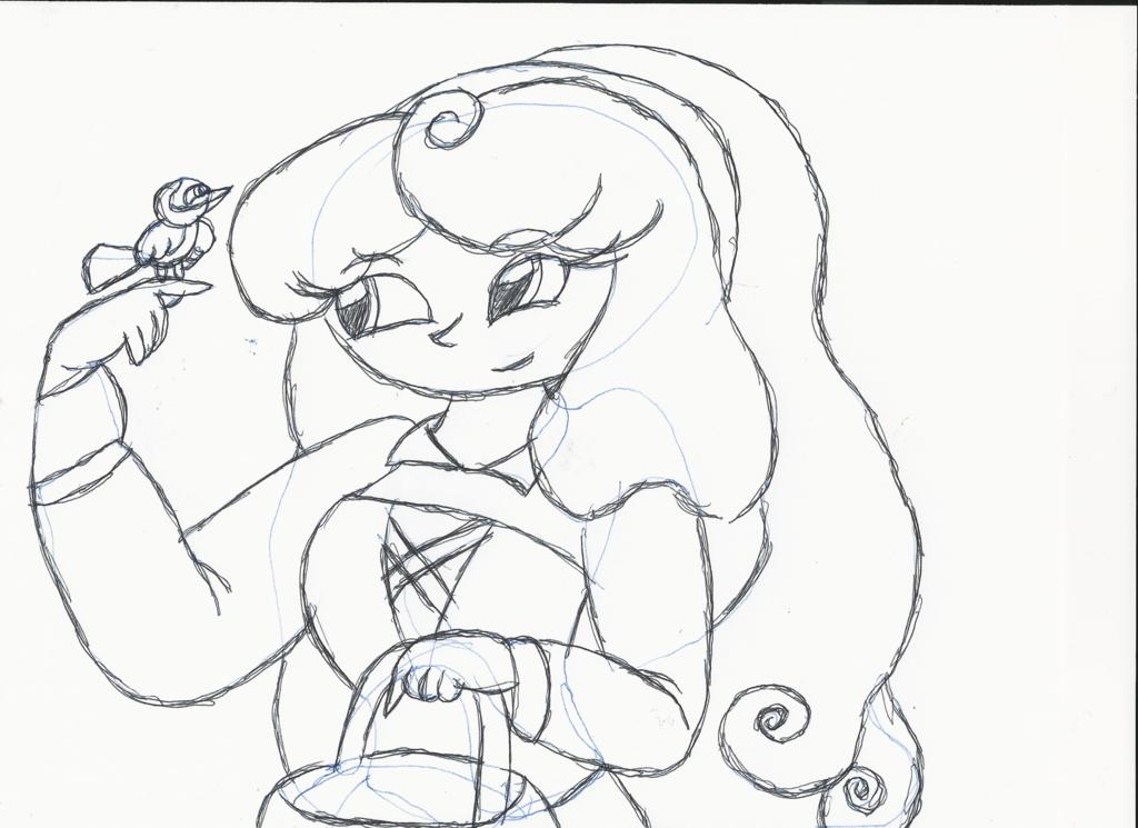 1024x745 Flare Warden As Princess Aurora By T Mack56