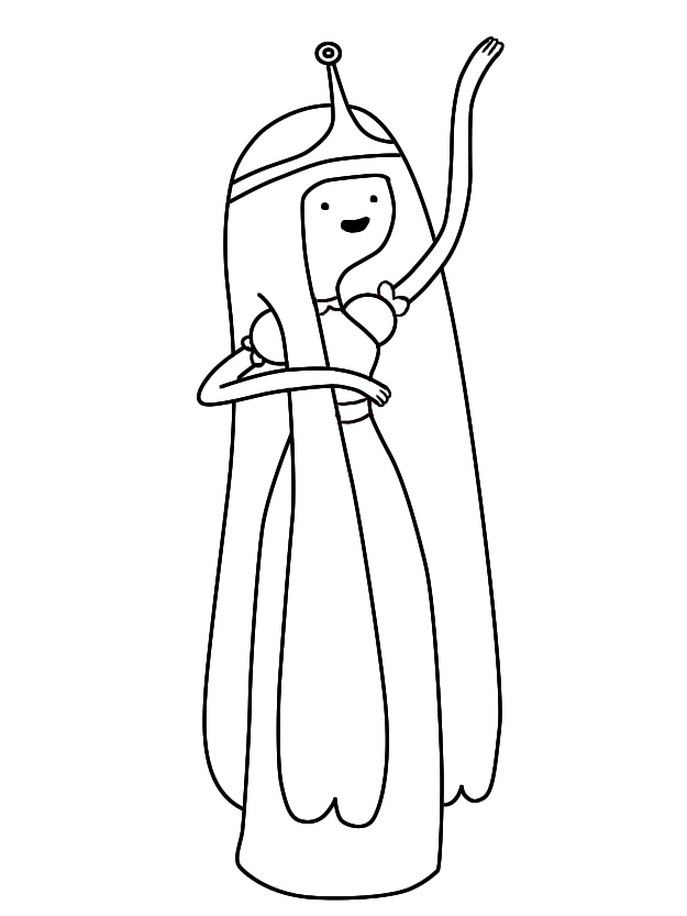 625x833 How To Draw Princess Bubblegum Adventure Time Adventure Time