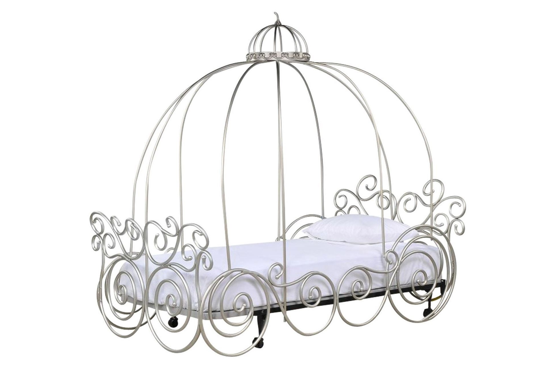1911x1288 Bedroom Cute Cinderella Carriage Bed For Your Daughter