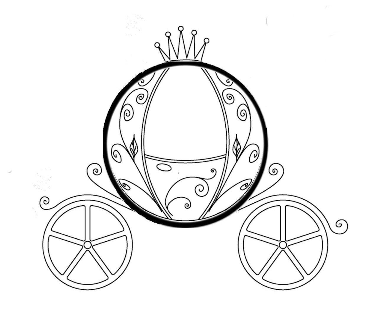 1276x1075 Princess Carriage