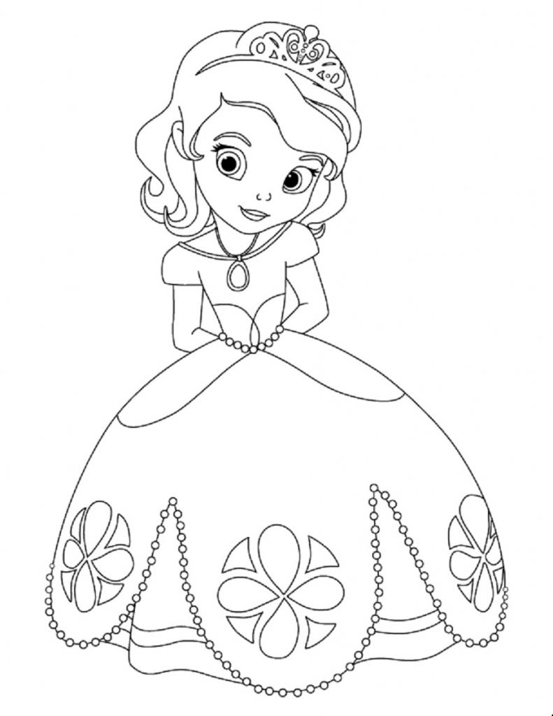 791x1024 Disney Princess Cartoons To Draw